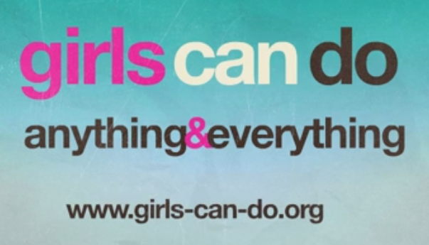 girls can do
