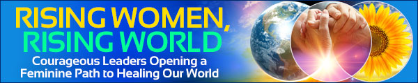 rising women rising world