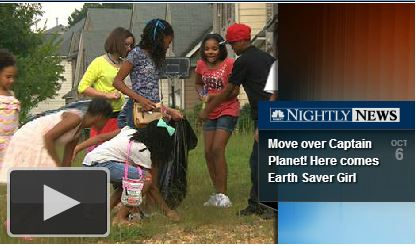 Earth Saver Girl_NBC
