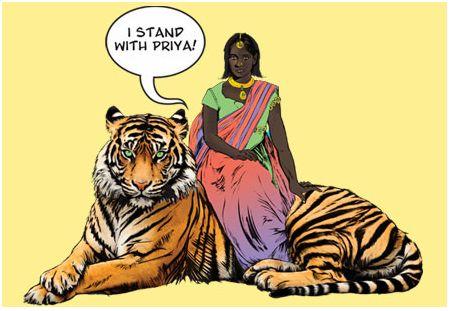 stand with priya