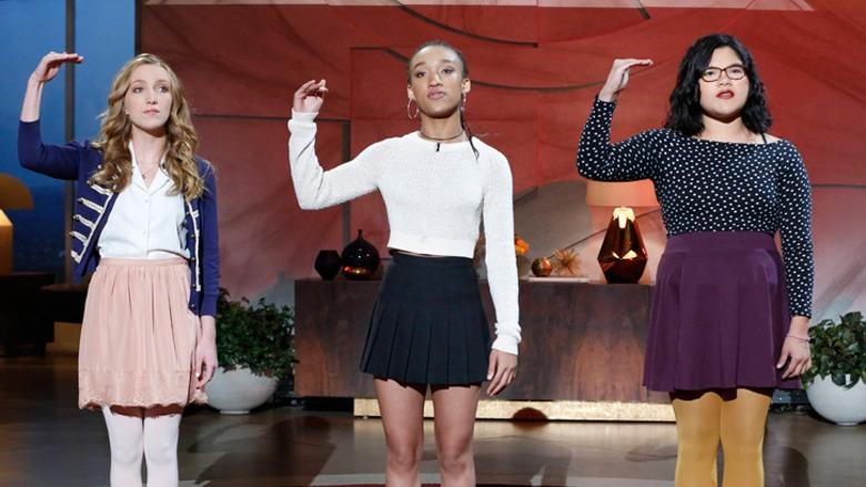 3 Girl Poets