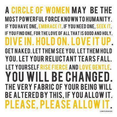 women circles