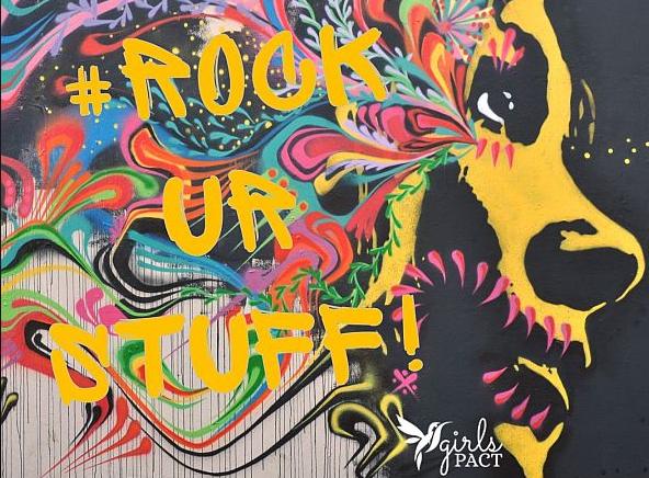 #RockUrStuff!
