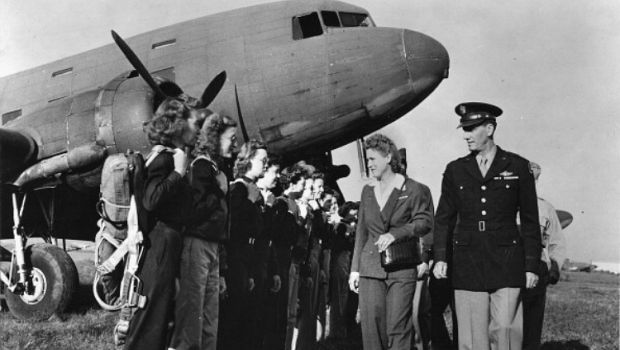 Female WWII Pilots