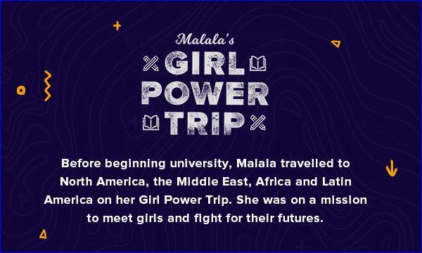 girl power trip