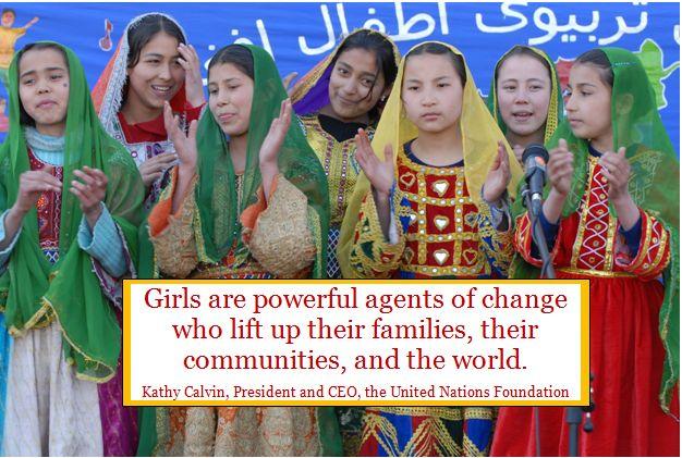 Girl Heroes