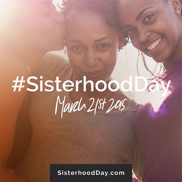 sisterhood day