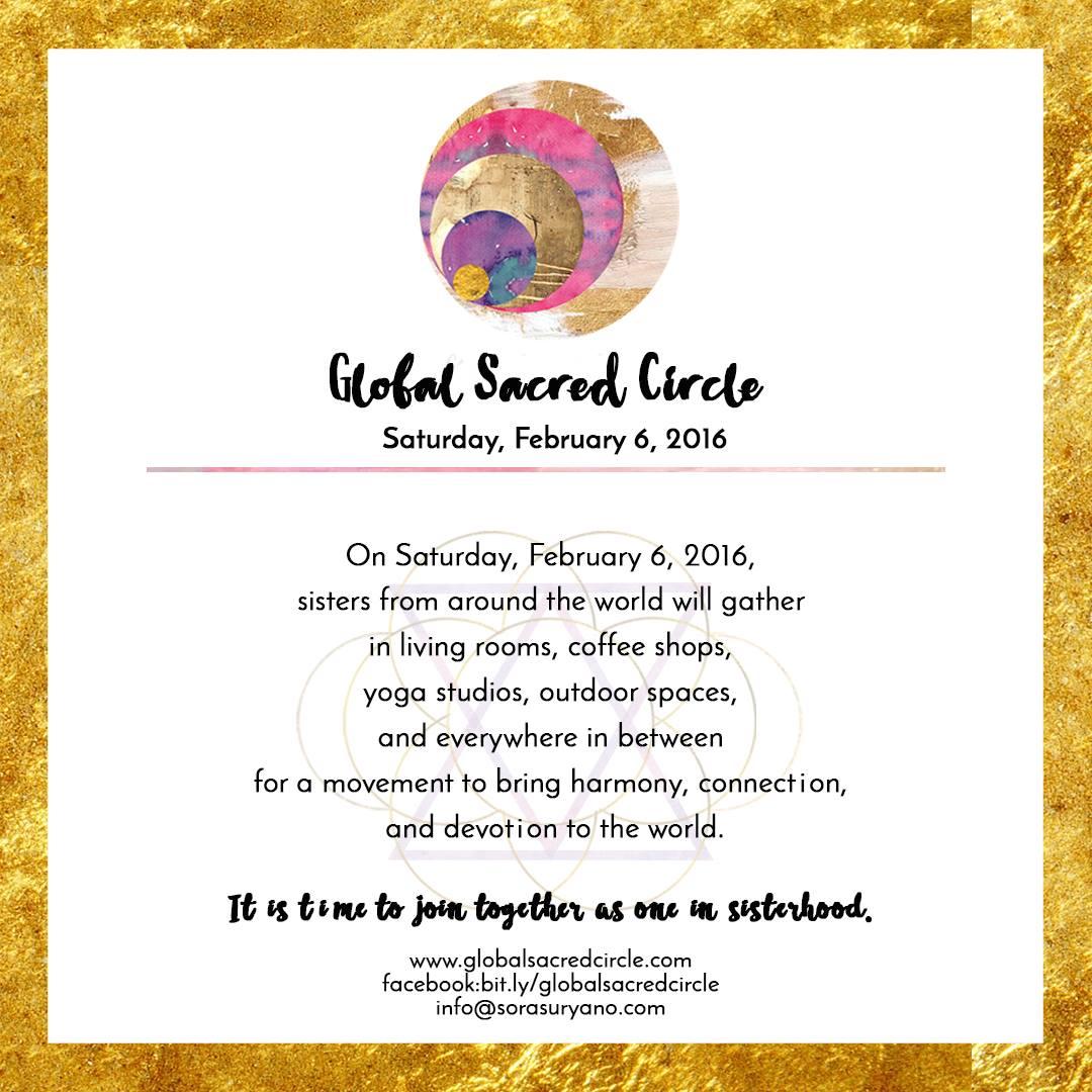Global Sacred Sister Circle