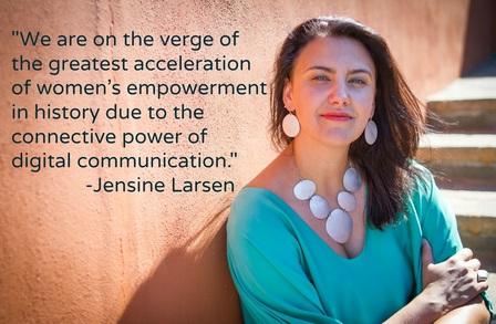 jensine quote