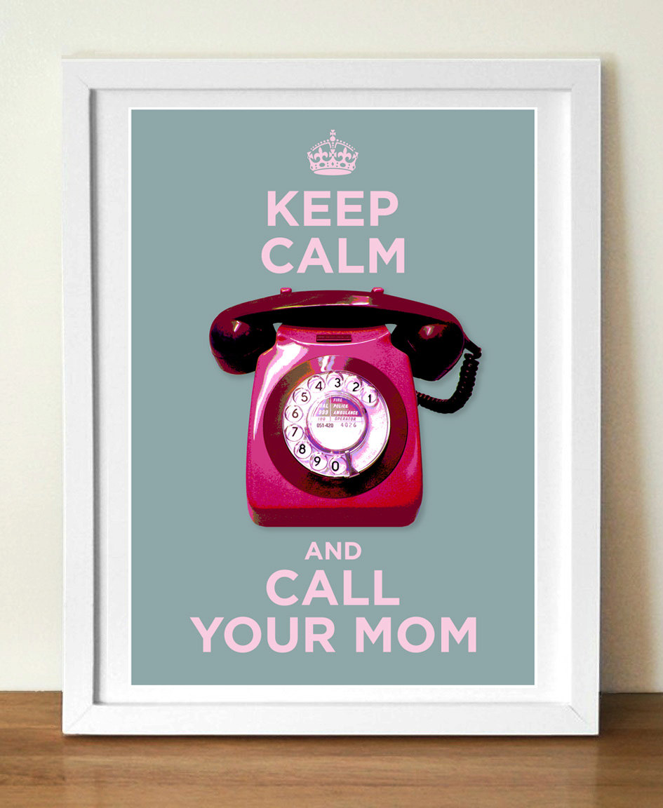 call you mom