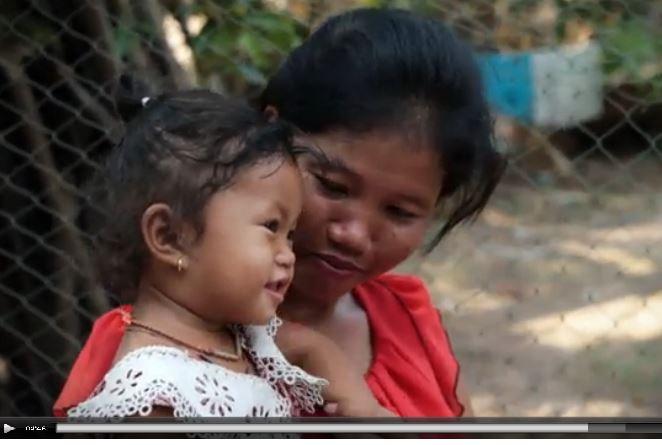 cambodia mom