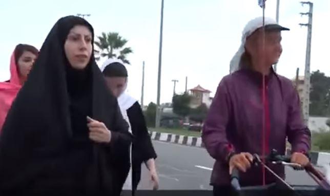 women walkers