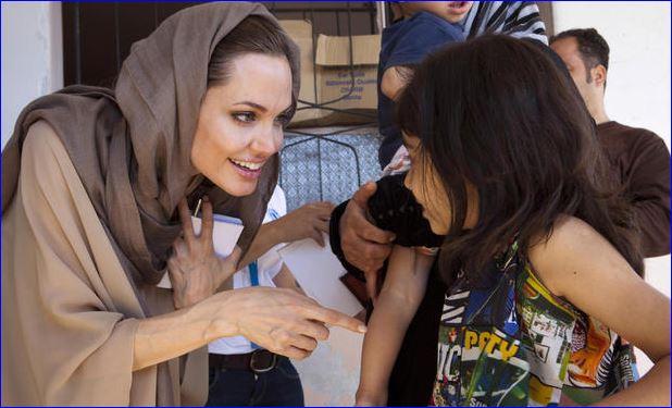 Celebrating Angelina!